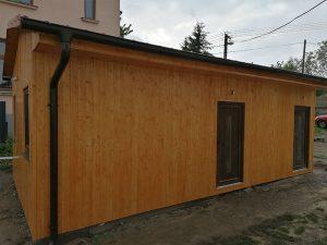 Vilémovice 8x4m reference od MD Construct